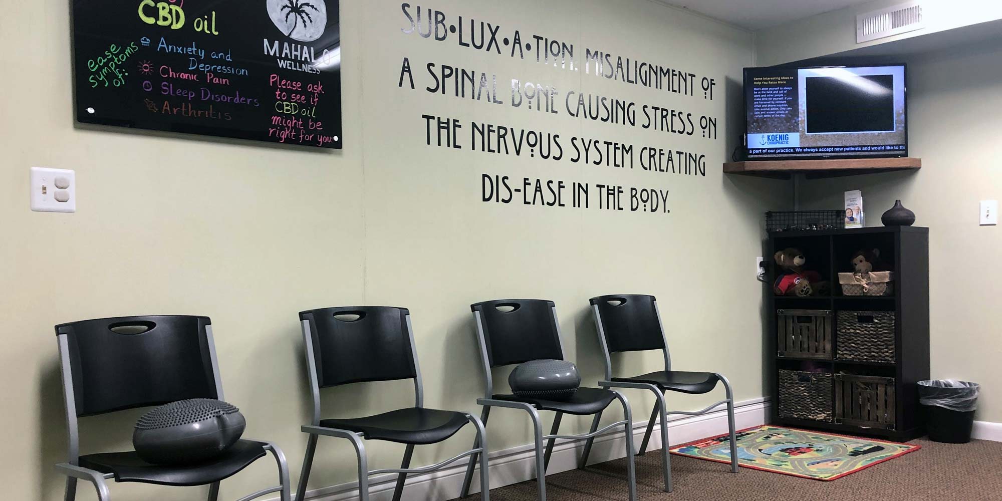 Plymouth Chiropractic Clinics Help Joint Inflammation